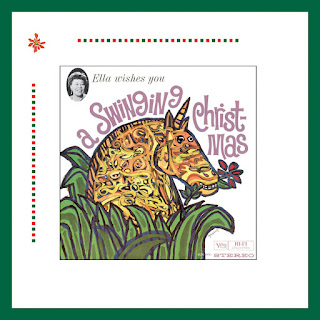 MP3 download Ella Fitzgerald - Ella Wishes You a Swinging Christmas iTunes plus aac m4a mp3