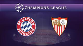 Bayern Münih - Sevilla Canli Maç İzle 11 Nisan 2018