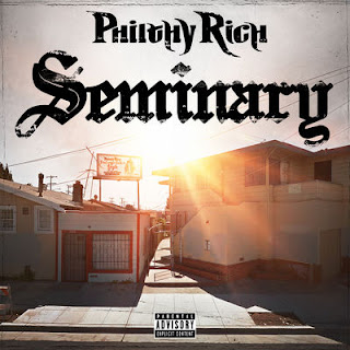 Philthy Rich - Seminary (2017)-Album Download, Itunes Cover, Official Cover, Album CD Cover