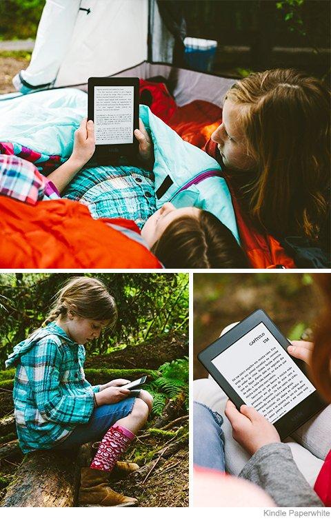 Eu leio livros no computador, no celular, no ipad e no Leia livros espíritas no Kindle Paperwhite. É só baixar o programa Kindle gratuito.