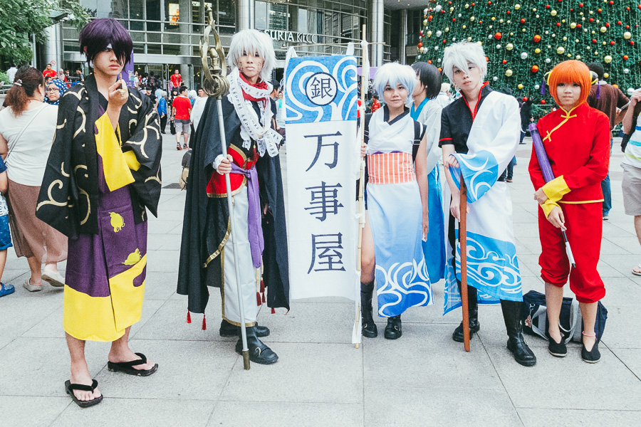 Comic Fiesta 2014 | chainyan.co