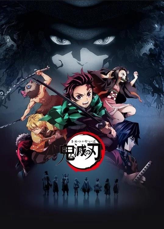 Visual Anime Kimetsu no Yaiba