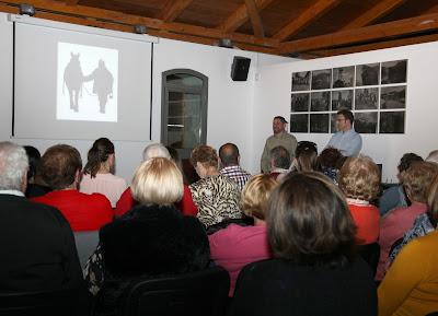 """Conferencia """"La Mula en la Mina"""" en el MSM de Sabero"""