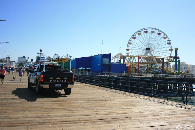 M-ii Photo : Santa Monica et Venice Beach