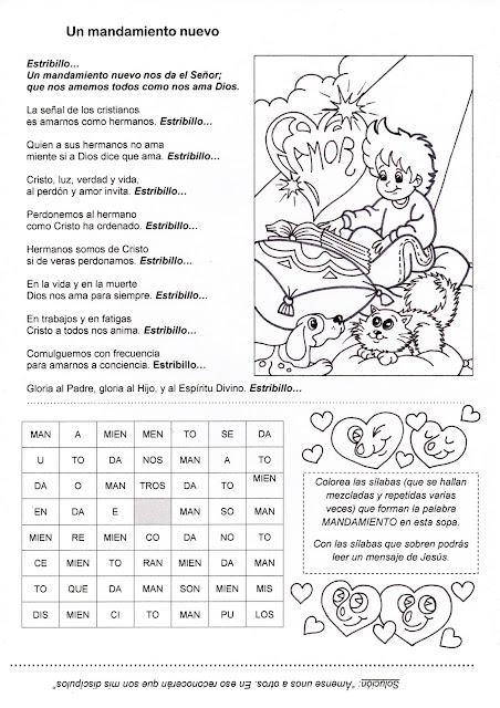 La Catequesis (El blog de Sandra): junio 2013