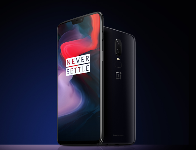 OnePlus 6 Unveiled With iPhone X-Liked Notch Design, But Continued To Feature Headphones Jack