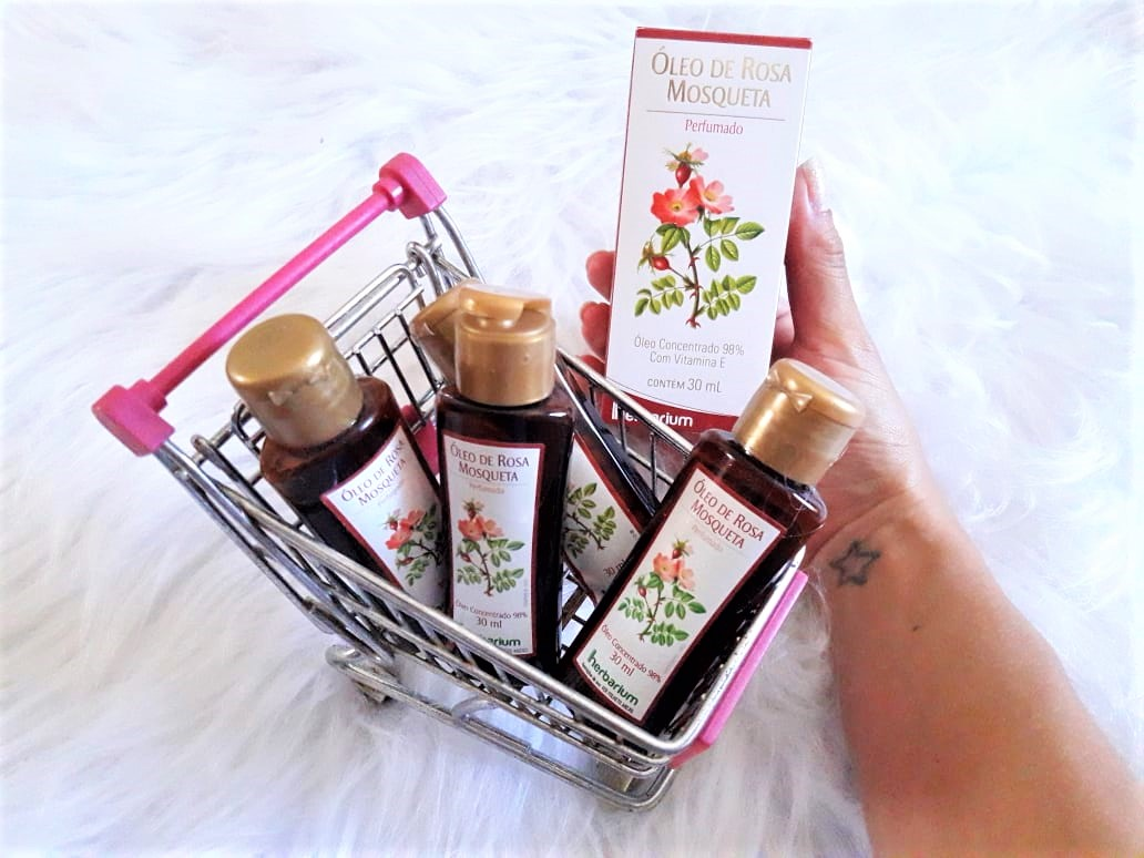 Como fazer oleo essencial de rosa mosqueta