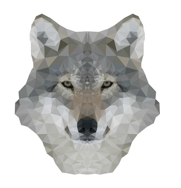 tatuaż geometryczny wilk pomysł inspiracja co znaczy dla kogo