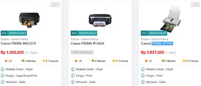 Pixma ix6560