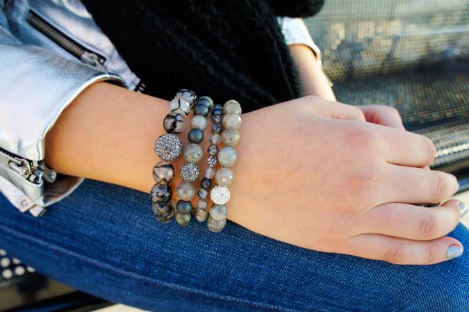 Jaqueline Lapuck bracelet