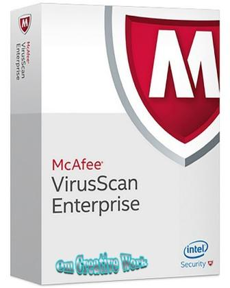 McAfee Virus Scan Enterprises 2019 Free Download