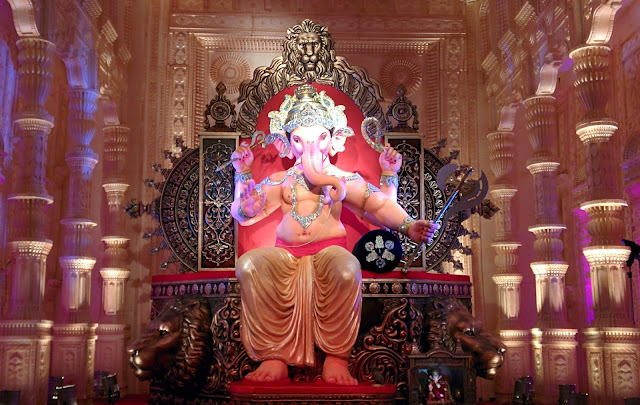 Ganesh Chaturthi Celebration In India