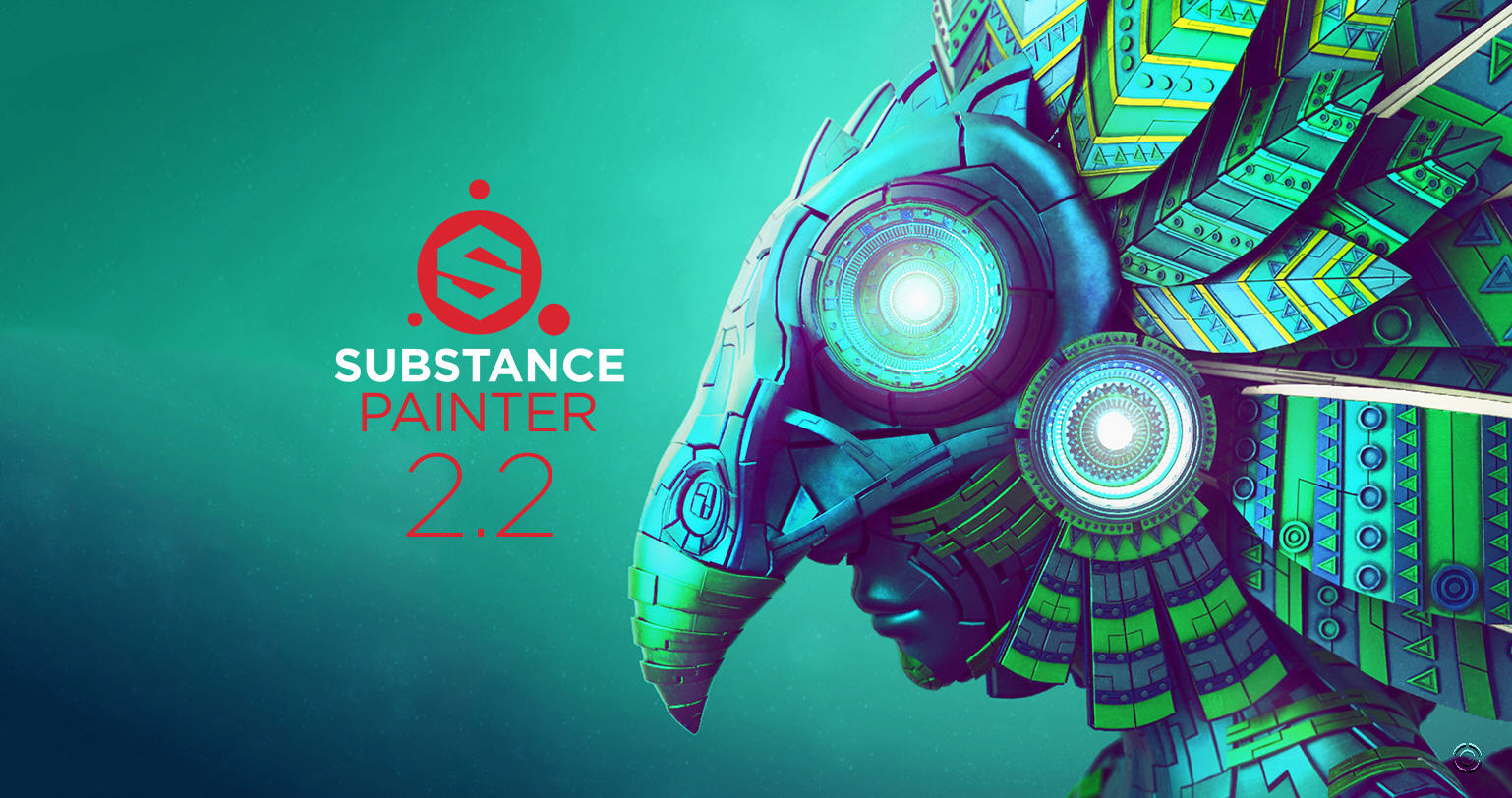allegorithmic substance painter 2 2 cg daily news allegorithmic substance painter 2 2 homefeaturesoftware