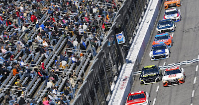 Solid Run Earns Motorcraft Team a 13th-Place Finish at Martinsville