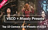 Top 10 VSCO + Moody Camera Raw Presets for Free