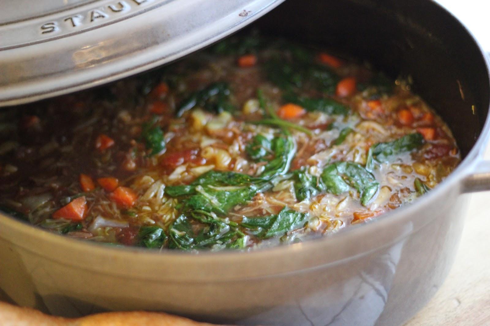 Jenny Steffens Hobick: Braised Beef & Italian Vegetable ...