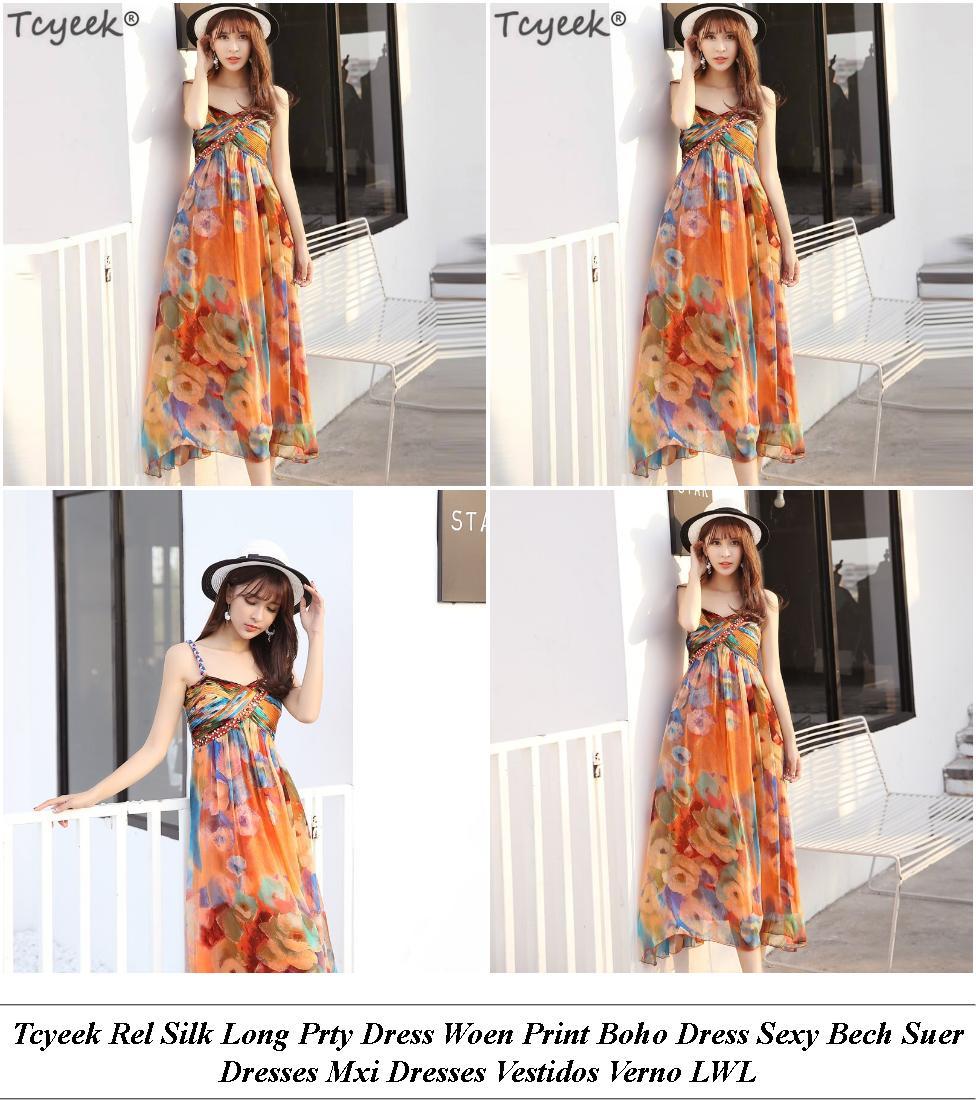 Night Dress Royal Wedding - Denim Clearance Sale - Fancy Maxi Dresses Uk