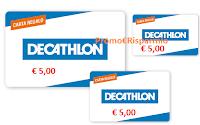 Logo Aveeno: ricevi come premio certo 1 buono Decathlon da 5,00€