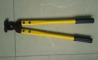 Darmatek Jual TaiShan HS-125 Tang Potong Kabel Manual