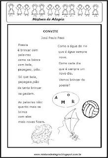 Poesia convite