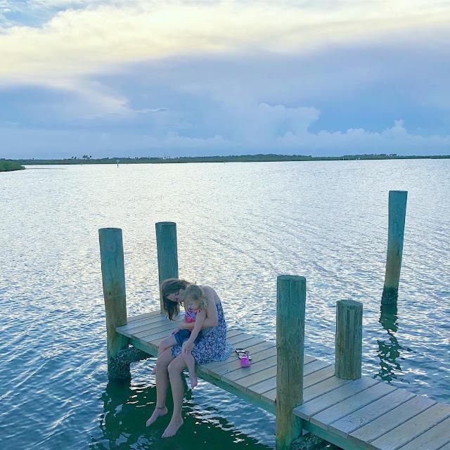 Friday Favorites JBS boat dock
