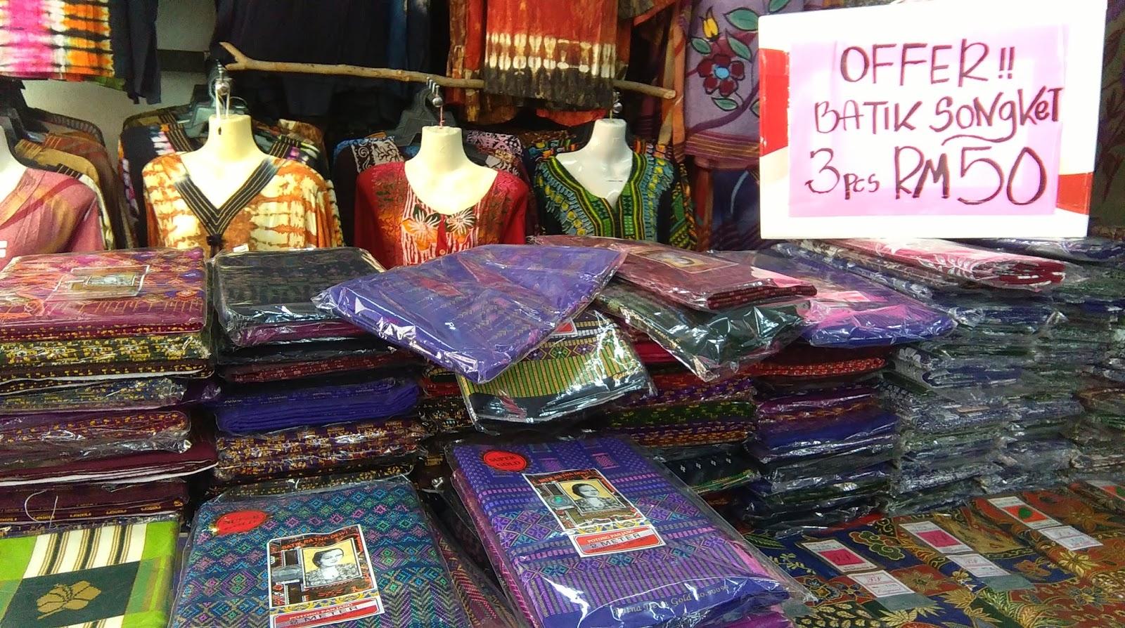 MAT DRAT  Tempat Shopping Di Langkawi  Tempat Murah