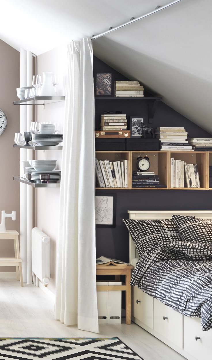 la fabrique d co id es pour am nager une petite chambre. Black Bedroom Furniture Sets. Home Design Ideas