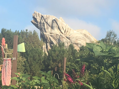Grizzly Peak Disney California Adventure