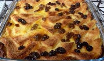 5 Resep Puding Roti Tawar Kukus Dan Panggang Yang Lembut