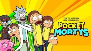 Pocket Mortys MOD APK Unlimited Money 2.4.7