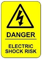 Tag bahaya listrik