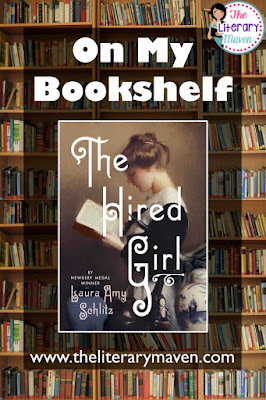 The Hired Girl by Laura Amy Schlitz, written in a diary format, is a roller coaster of emotions as Joan leaves her family's farm and her father's tyranny at the age of fourteen. She travels to Baltimore where she lucks into a job and marvels at life in the city. Read on for more of my review and ideas for classroom use.