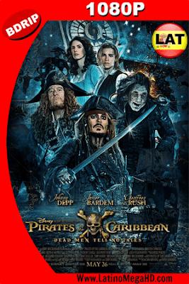 Piratas del Caribe: La Venganza de Salazar (2017) Latino BDRIP 1080P - 2017