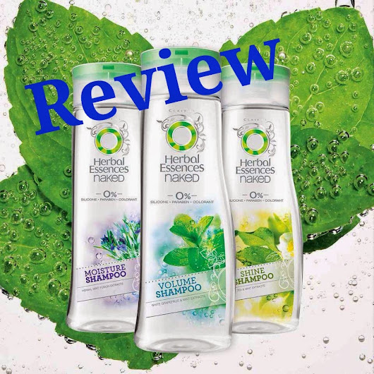 Review: Herbal Essences Naked Range