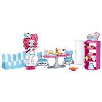 Equestria Girls Minis Pinkie Pie Sweet Snacks Cafe