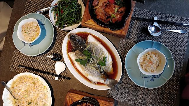 meal at Shikumen Ealing