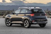 Hyundai Venue (2020) Rear Side