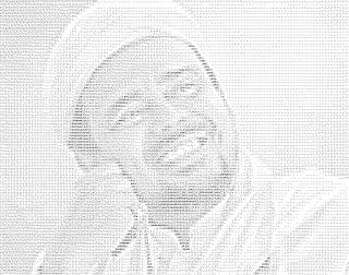 ASCII Art - Muhammad Rizieq bin Hussein Shihab