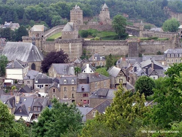 Fougeres, Bretaña Francesa