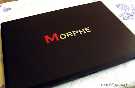 Morphe Brushes 35B Color Glam Palett