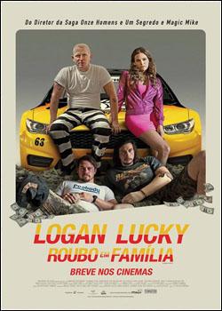 Baixar Logan Lucky: Roubo em Família Dublado Grátis