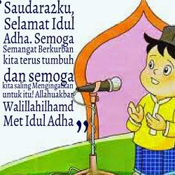 Khutbah Sholat Idul Adha