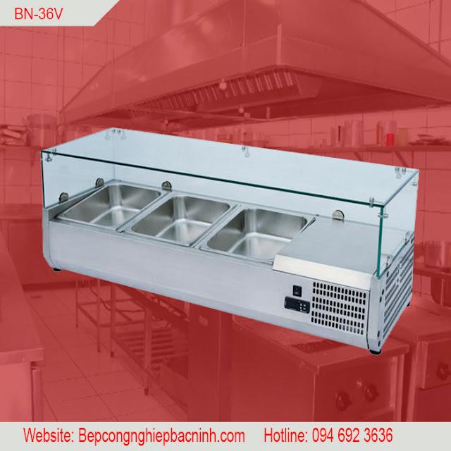 Quầy giữ nóng thức ăn 3 khay BN-36V