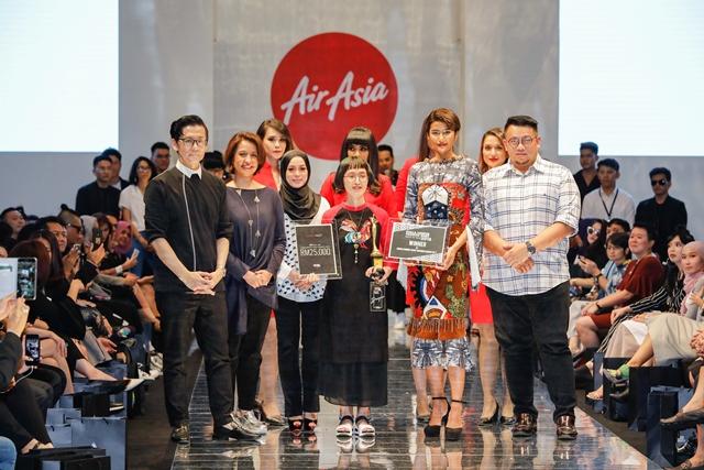 KLFW RTW 2017: AirAsia Runway Ready Designer Search 2017 Grand Finale