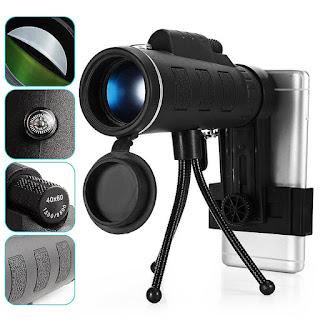 zoom 40x60 ottico monoculare per telefono