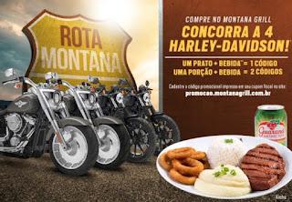 Promoção Montana Grill 2019