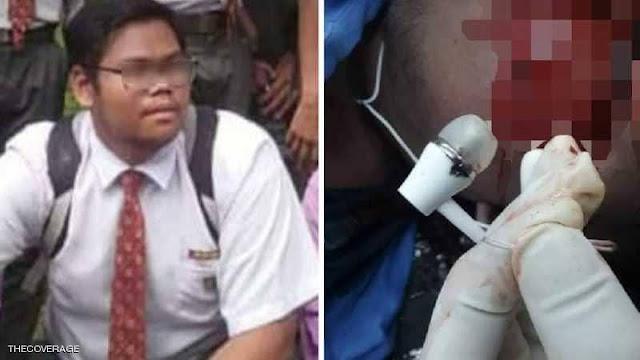 وفاة شاب في حادث مآساوي والقاتل سماعة