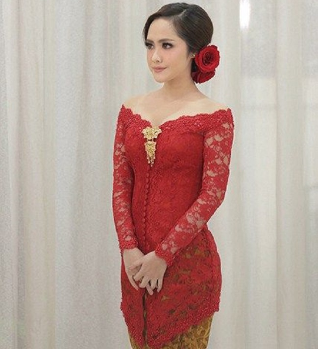 Model Kebaya Simple Dan Anggun