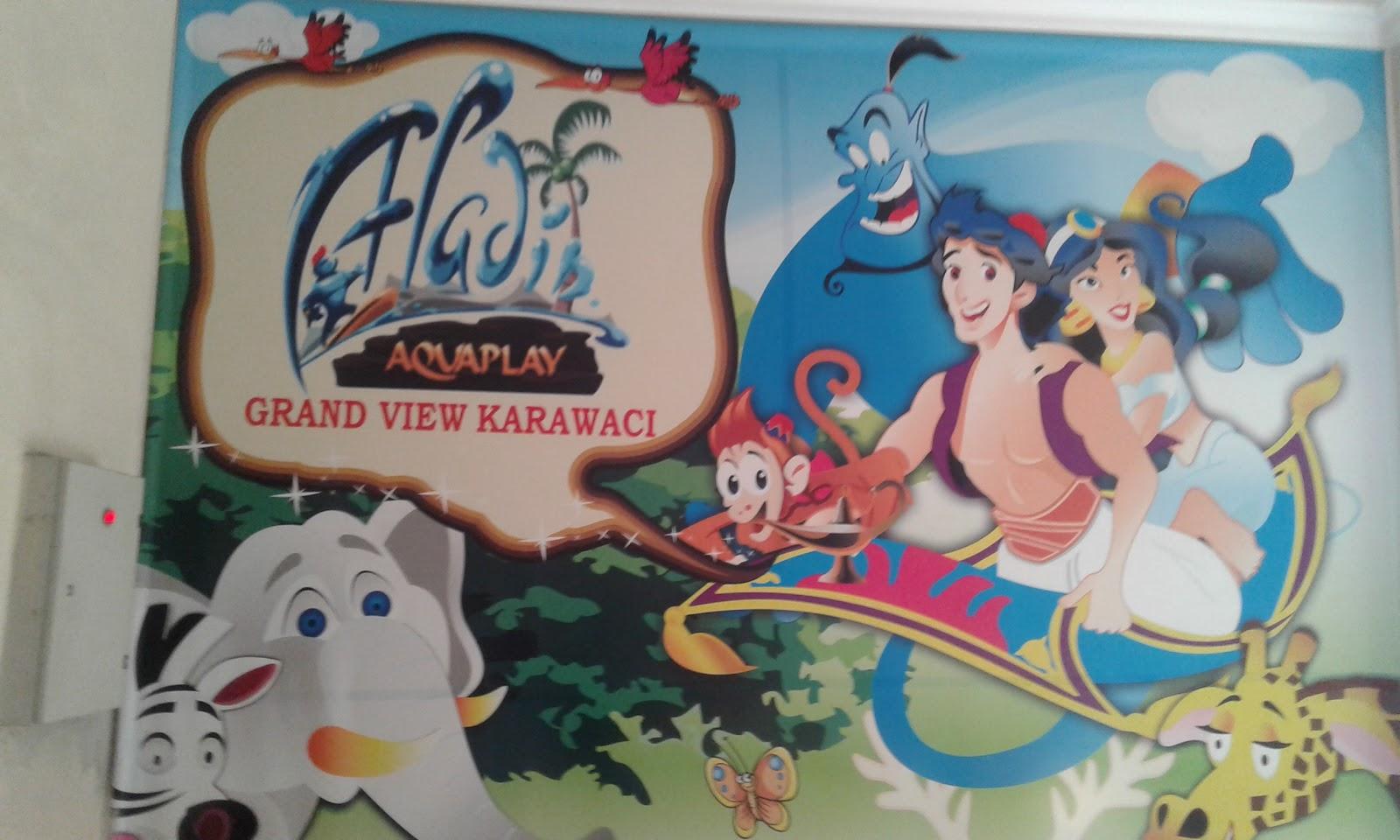 Referensi Liburan Ke Aladin Aquaplay