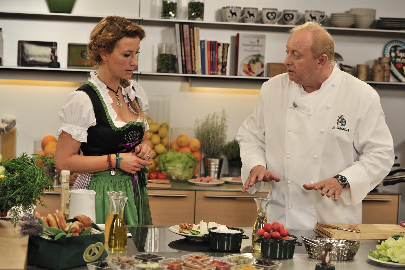 Schuhbecks Kochsendung